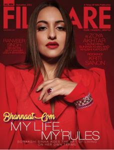 Filmfare September 2021 PDF फिल्मफेयर मैग्जन सितंबर 2021 pdd